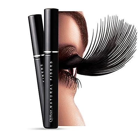 3D Lash Mascara fibre naturel d'allongement et épaississement en fibre