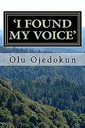 'I found my voice'