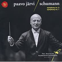 Schumann : Symphonies n°1 et n°3