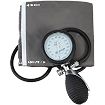Spengler Lian - Tensiómetro manual con brazalete para adultos (velcro, nailon, talla M