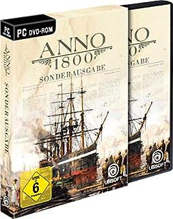 Anno 1800 Sonderausgabe (inkl. Soundtrack und Lithographien) - [PC] (B07FRWVDLK)   Amazon Products