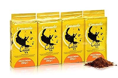 Italian Ground Coffee Consuelo Gran Crema