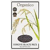 Organico Nerone Arroz Negro 500g Grano entero