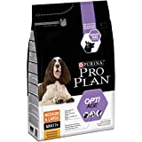 Pro Plan Dog Medium and Large Adult 7+, Reich an Huhn, Trockenfutter Beutel