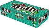 M&M's Dark Chocolate, Mint, 39 g (Pack of 24)