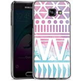 Samsung Galaxy A3 (2016) Housse Étui Protection Coque Pastel Galaxie Printemps