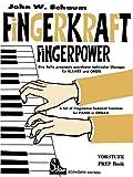 Fingerkraft Vorstufe - Eine Reihe progressiv geordneter technischer Übungen für Klavier und Orgel - John W. Schaum