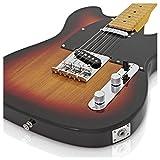 Guitare électrique Knoxville par Gear4music Dégradé