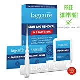 Tagcure Skin Tag Remover Device + Top Up Pack
