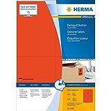 Herma 4397 Farbetiketten 400 Stück auf 100 Blatt
