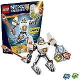 #6: Lego Battle Suit Lance, Multi Color