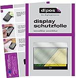 dipos I 2X Schutzfolie klar passend für Acer Swift 7 Folie Displayschutzfolie
