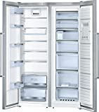 Bosch KAN99BI30 side-by-side refrigerators