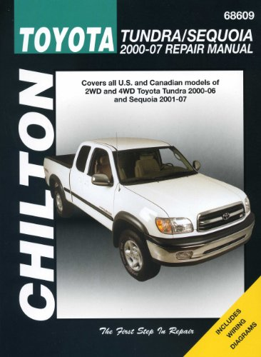 chilton-toyota-tundra-sequoia-2000-2007-repair-manual-covers-all-us-and-canadian-models-of-2wd-and-4