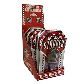 Gurt-Alarm-Stopper (10er Display)
