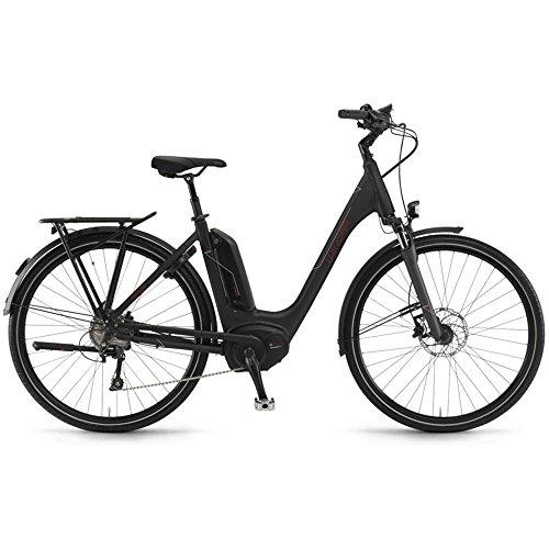 Unbekannt Winora Tria 10 500 Unisex Pedelec E-Bike Trekking Fahrrad schwarz 2019: Größe: 46cm