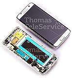 Samsung galassia S7 Edge SM-G935F argento/Silver display-Modul + digitalizzatore GH97-18533B