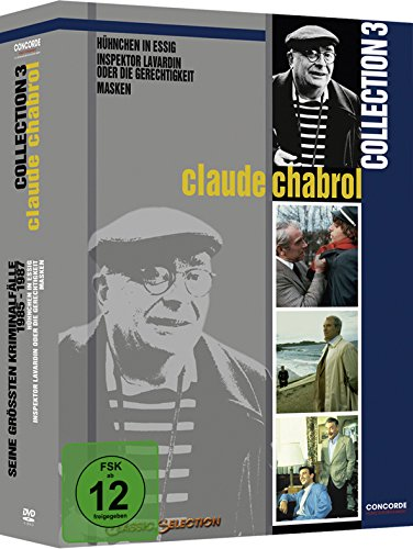 Bild von Claude Chabrol Collection 3 [3 DVDs]