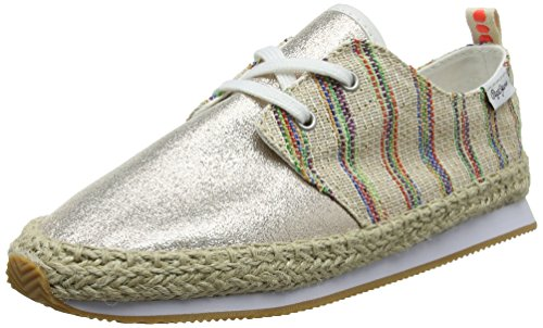 Pepe Jeans Babel Dots, Sneakers Basses Fille