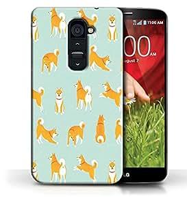 PrintFunny Designer Printed Case For LG G2