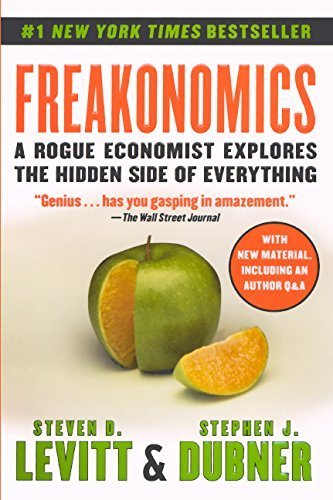 Freakonomics (Turtleback School & Library Binding Edition) by Steven D. Levitt (2009-08-25)