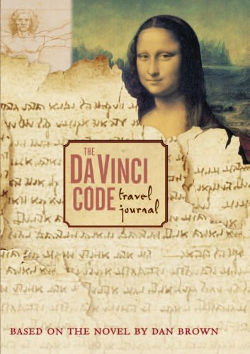 Book cover for The Da Vinci Code
