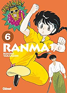 Ranma ½ Edition originale Tome 6