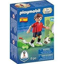 Playmobil Fútbol Jugador España, (9517)