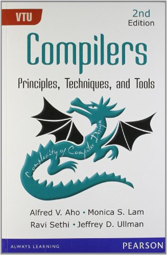 Compilers: Principles, Techniques and Tools (For Vtu)