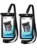 Waterproof Case, Mpow Floating Dry Bag Cellphone Pouch for iPhone X/8/7/ 7 Plus