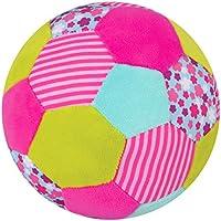 Preisvergleich für Baby-lustiges Spielzeug Baby Schöne Garten Weiche Hand Rasseln Bell Kinder Baby Funnny Crawlen Bell Ball Spielzeug Geschenk
