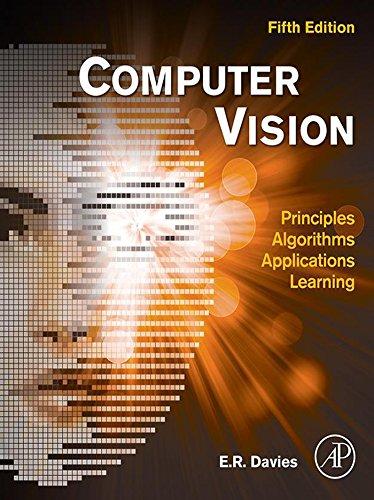 Computer Vision: Principles, Algorithms, Applications, Learning (English Edition) - Digital Image Detector
