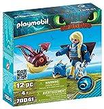 Playmobil Astrid con Globoglob Juguete geobra Brandstätter 70041