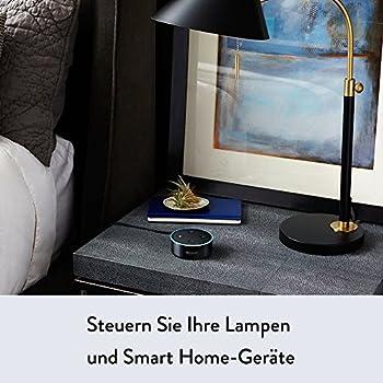 Amazon Echo Dot (2. Generation) Intelligenter Lautsprecher Mit Alexa, Schwarz 4