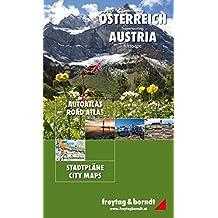 Atlas routiers : Autriche - Österreich Supertouring (en allemand)