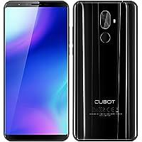CUBOT X18 Plus 4G Teléfono Móvil 5 .99 Pulgadas FHD + 18: 9 Pantalla Android 8.0 MT6750T Octa-core Cámara Trasera de 4GB + 64GB Cámara Frontal de 20MP + 2.0MP 4000mAh Huella Dactilar Reconocimiento