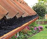 Dachrinnenbürste speziell für Kupferdachrinnen, 1 Meter Ø 15cm, direkt vom Hersteller