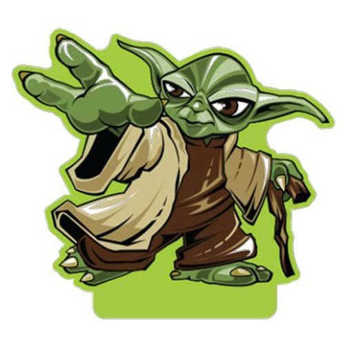 Star Wars Ufficiale stand Up Yoda deodorant