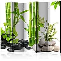 Paravent Raumteiler Trennwand Bambus Sichtschutz Spanische Wand mehrere Auswahl