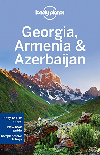 Georgia, Armenia and Azerbaijan - 5ed - Anglais par John Noble