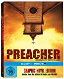 Preacher - Die komplette erste Season (Hardcover-Comic inkl. Bonus Disc) (exklusiv bei Amazon.de) [Blu-ray] [Limited Edition]