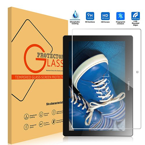 lenovo-tab-2-a10-30f-screen-protector-vikoo-9h-hardness-25d-ultra-thin-anti-scratch-hd-clear-ballist