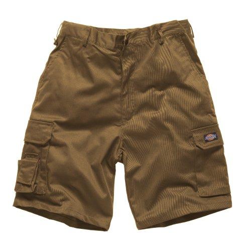 Dickies® Redhawk Shorts Cargo-Short kurze Hose (48, khaky) (Cargo Shorts Herren Fashion)
