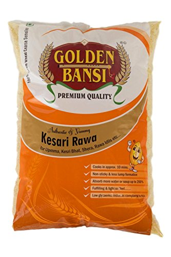 Golden Bansi Kesari Rawa-500gms