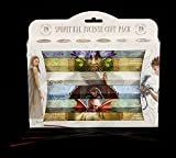 encens Boîte à Cadeau Set spirituelle Pack par Anne Stokes 6 parfums différents - 120 Encens CADEAU BOX SET