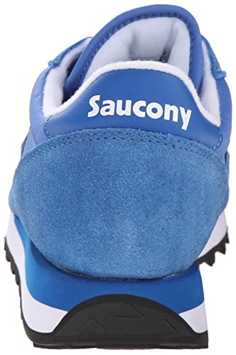 Saucony Jazz Original, Scarpe Low-Top Donna Blu (Blue)