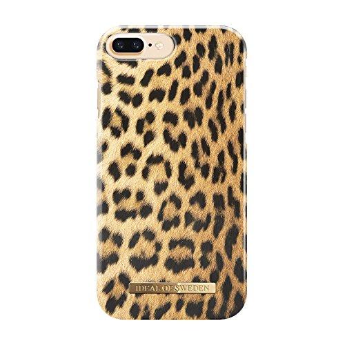 Ideal von Schweden Muster Handy Fall iPhone 8/7/6/6S Plus, Wilder Leopard Plus-handy-fall