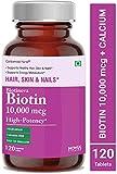 Best Naturals Biotin - Carbamide Forte High Potency Biotin 10000mcg Maximum Strength Review