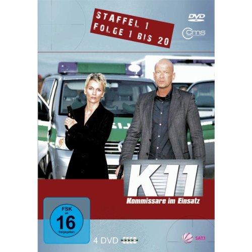 Kommissare im Einsatz: Staffel 1, Folge 1-20 (4 DVDs)