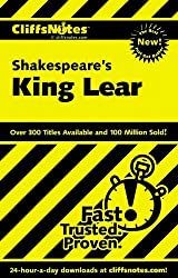 CliffsNotes on Shakespeare's King Lear (Cliffsnotes Literature Guides) by Sheri Metzger (2000-06-19)